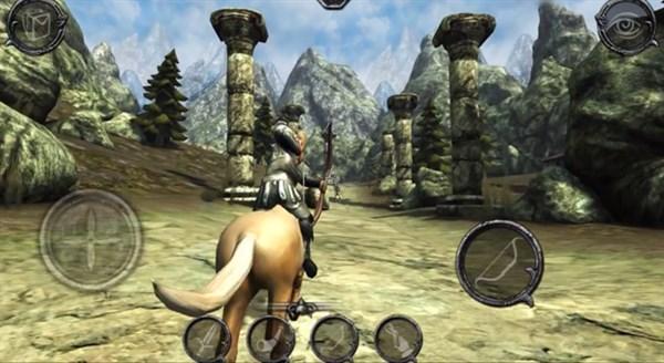 Ravensword: Shadowlands - Game android HD Grafik terbaik 2017