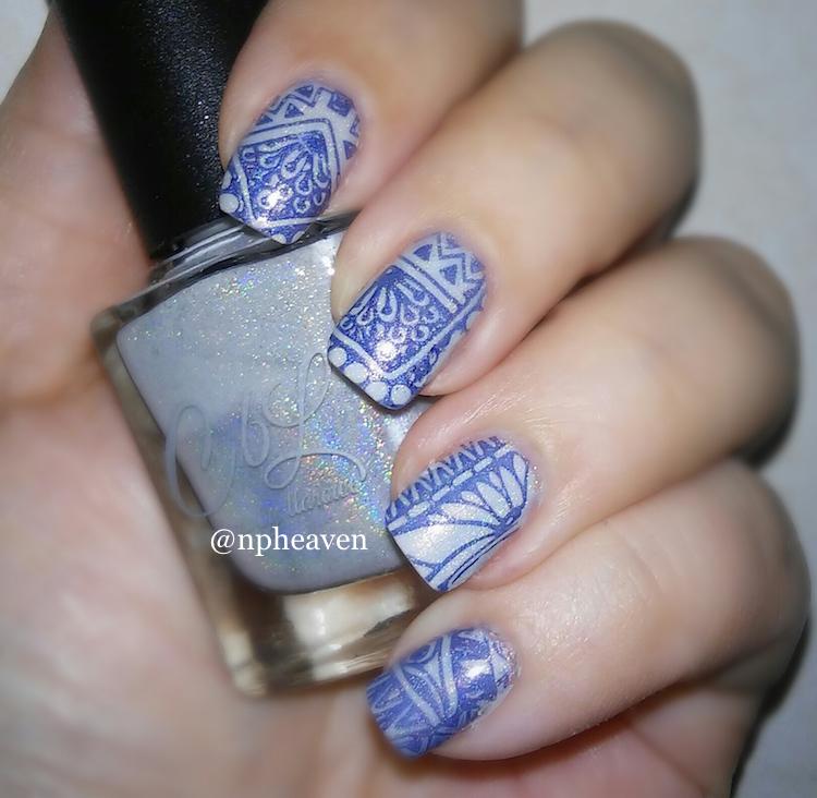 colors by llarowe nail polish swatch