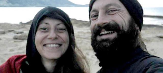 Ενα ζευγάρι που το λένε ευτυχία -Οι δυο ερωτευμένοι που «μετανάστευσαν» στη Γαύδο και βρήκαν το νόημα της ζωής [εικόνες]