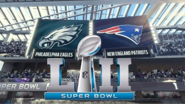 Eagles vs Patriots 2018 Super Bowl LII Live Stream Online