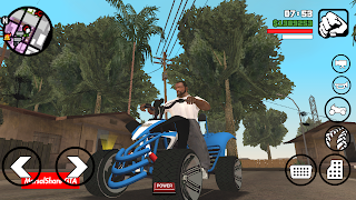 GTA V Nagasaki Quadbike GTA SA Mobile