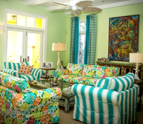 Ocean Inspired Upholstery Furniture Makeovers By Coastal