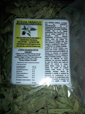 Resultado de imagen para Extracto de Tallo de Stevia (Super Antioxidante)