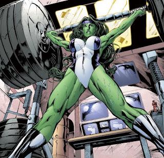 女浩克 (She-Hulk)