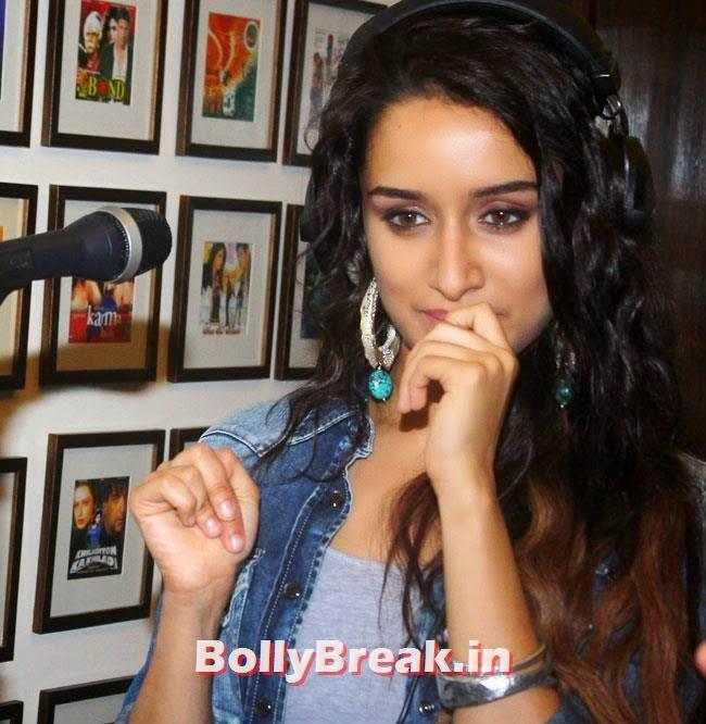 Shradha Kapoor, Shraddha Kapoor Records Background Score of Ek Villain