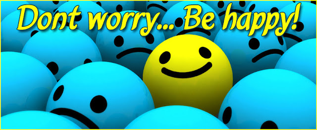 Image result for Don't worry be happy