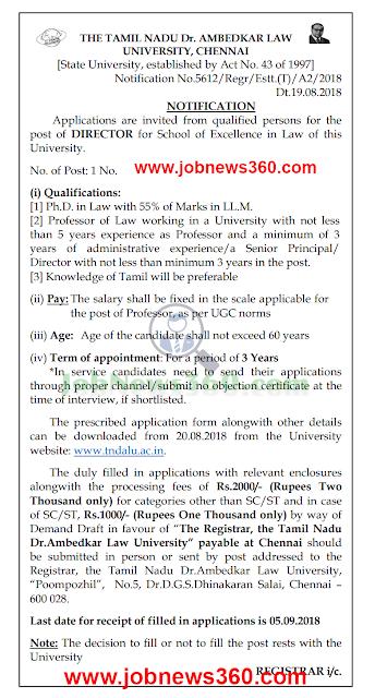 tndalu recruitment new