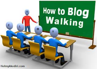 Cara Blogwalking yang baik dan benar
