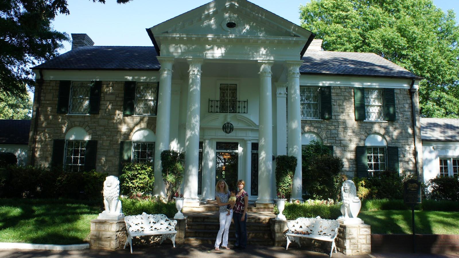 Adventures and Places: Graceland Memphis TN