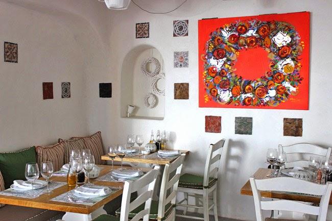 Mamalouka restaurant