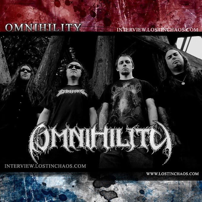 OMNIHILITY Interview (Eugene, Oregon, USA)
