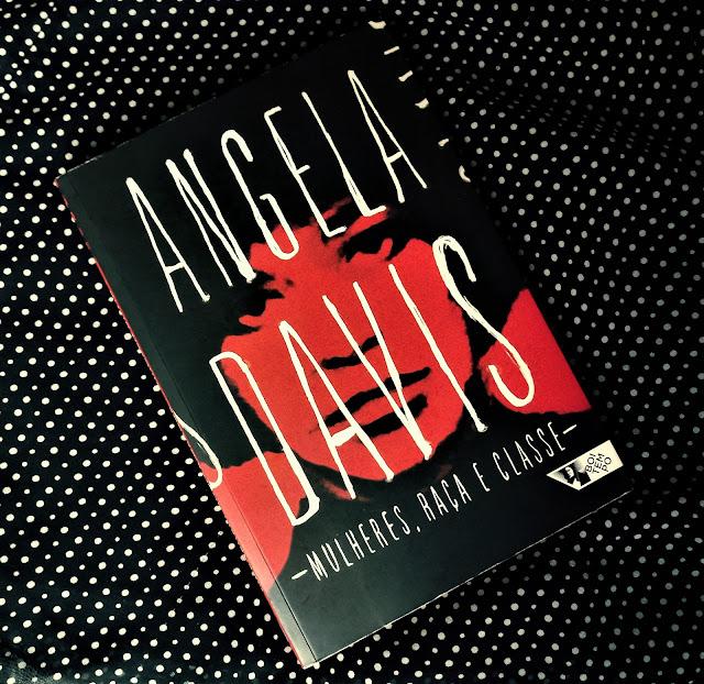 livro mulheres, raça e classe, angela davis