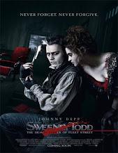 Sweeney Todd: El barbero demoníaco de la calle Fleet (2007) [Latino]