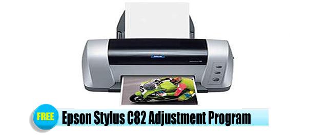 Epson Stylus C82 Adjustment Program