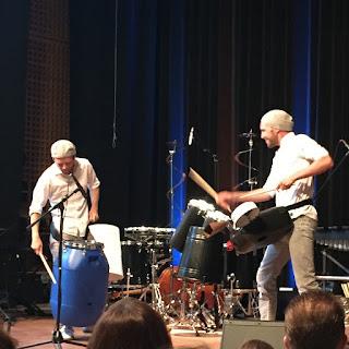 Double Drums im Landheim Schondorf am Ammersee