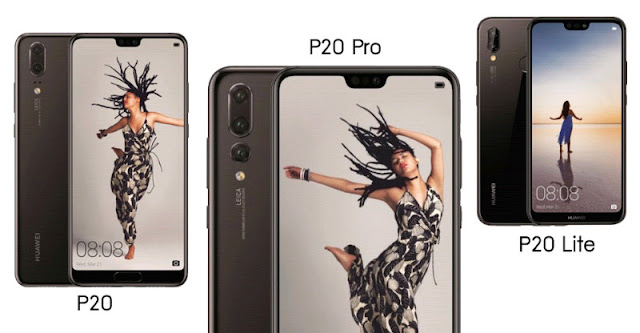 Huawai ने लॉन्च किया तीन कैमरे वाला बेहद शानदार फोन- Hindi News || Huawei p20 - p20 प्रो और p20 लाइट || Full Specifications Or Price in India