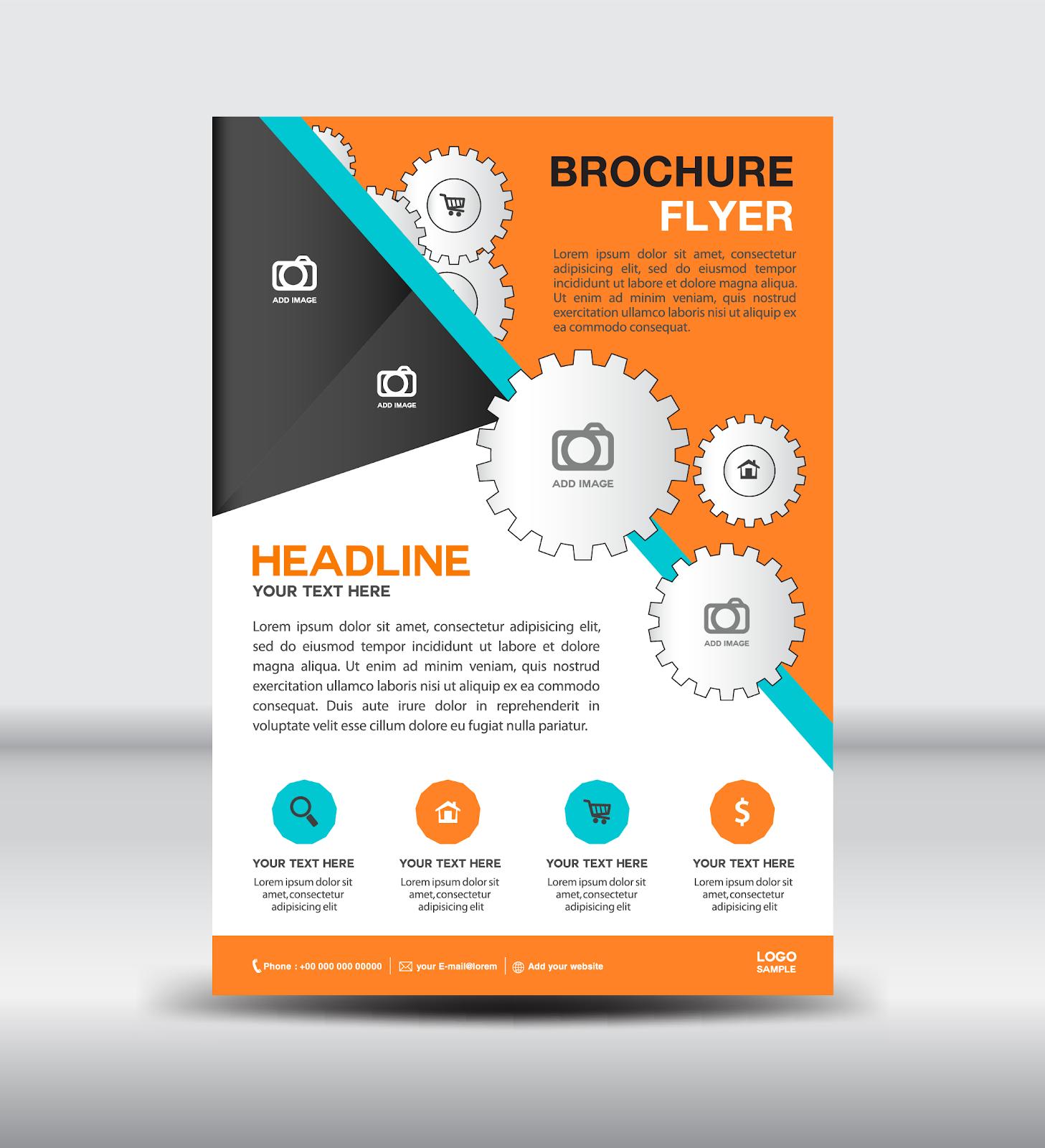 Endüstri Dergisi Tasarımı