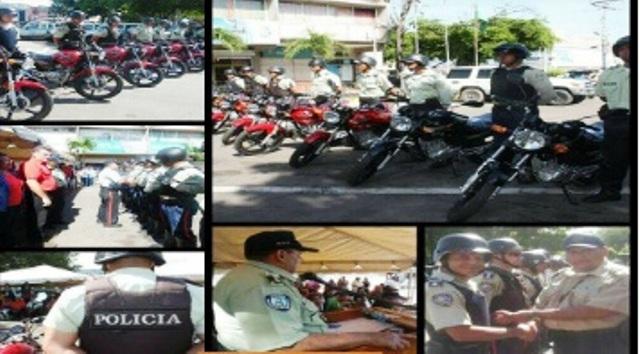 polirosario-recibe-ocho-motos-para-los-cuadrantes