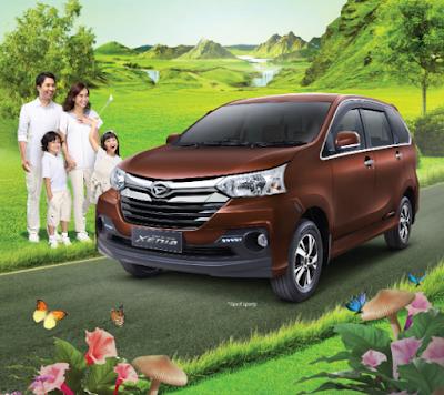 Daftar Harga Daihatsu Xenia Terbaru Astra Resmi Tangerang JABODETABEK