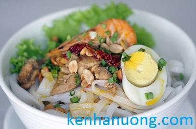 Những quán ăn Mì Quảng ngon mà rẻ ở Hà Nội