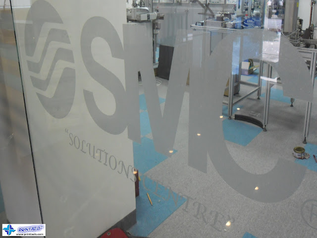 Frosted Stickers - SMC Solutions Centre