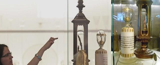 Galileo Galilei'nin Diş ve Parmakları