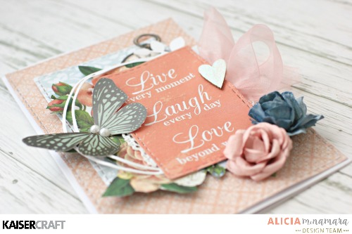 Kaisercraft Ooh La La Cards by Alicia McNamara