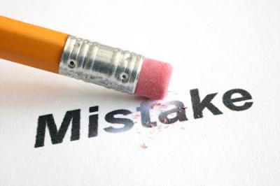9 Kesalahan NgeBlog Yang Wajib Anda Hindari