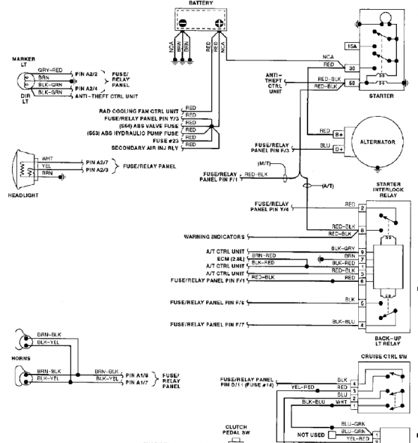 ELECTRONIC CIRCUIT DIAGRAM | ELECTRO SCHEMATIC: VW CAR