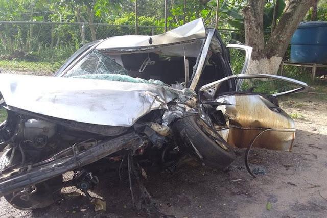 Secretario Juvenil de UNT falleció en este accidente de tránsito
