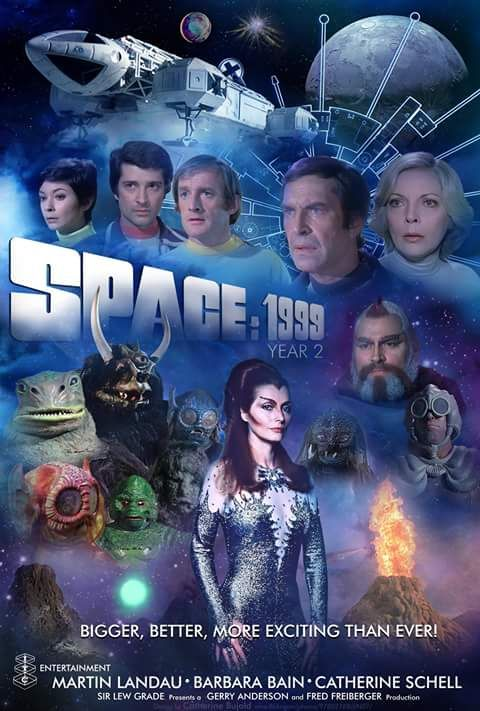 Space 1999 [1975] [DVD5][Temporada 2] - [8xDVD5] - Ingles-Latino