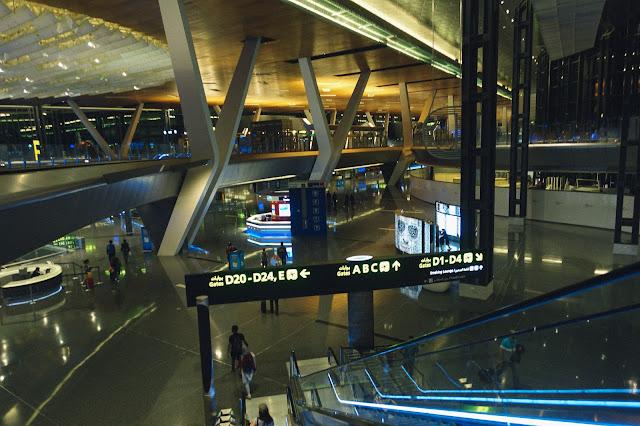 ハマド国際空港 (Hamad International Airport)