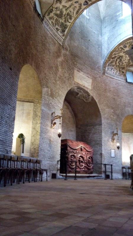IMG 20140906 113553 - O Mausoléu de Santa Constança