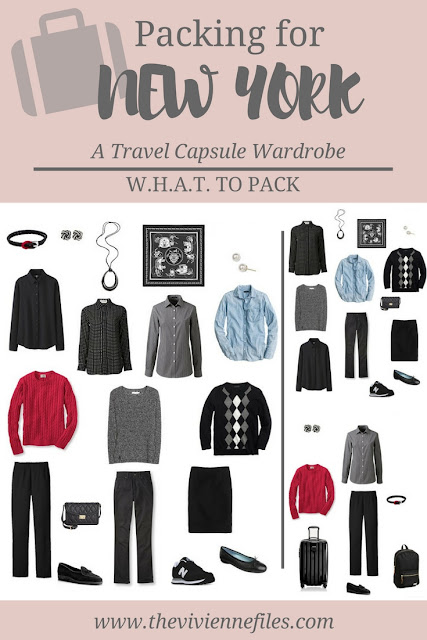 W.H.A.T. to Pack for New York?