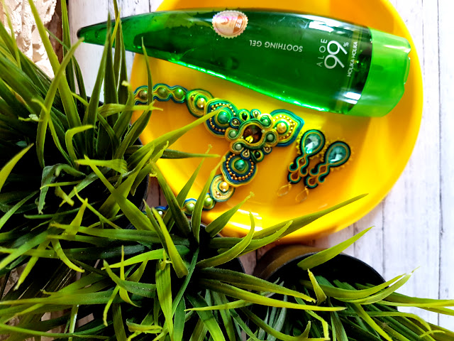 żel aloesowy Holika Holika - kosmetyki azjatyckie