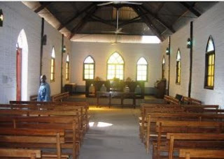 chapelle sini, ou SIM kinshasa,American Baptist Foreign Missionary Society