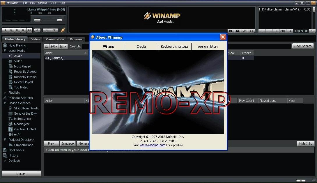 WINAMP 5 63 3235 FULL СКАЧАТЬ БЕСПЛАТНО