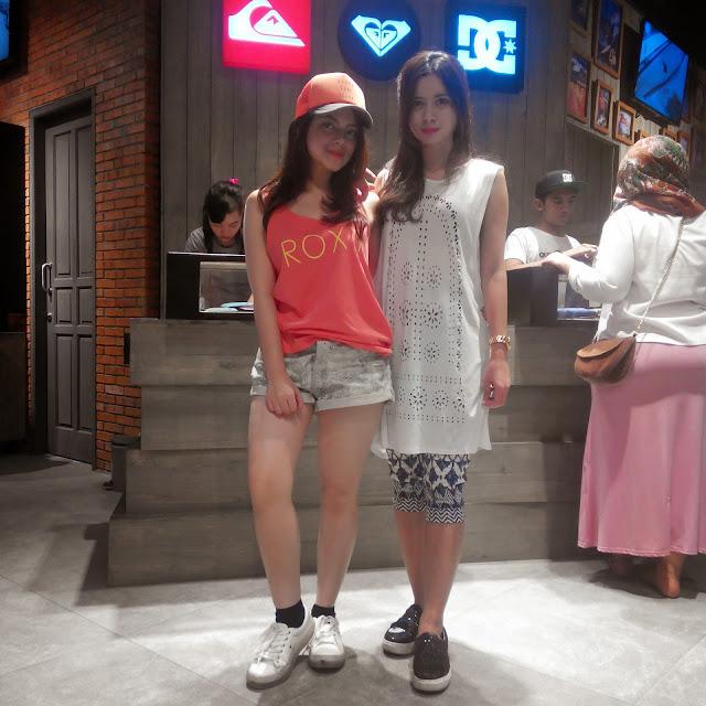 Quiksilver Store Hadir di Sun Plaza Medan