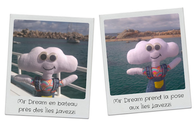 Mr Dream aux îles Lavezzi Corse Bonifacio