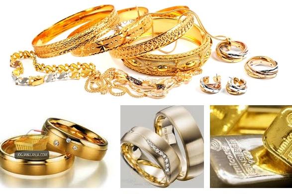 Cara Kenali Emas Putih, Emas 916 Dan Emas 750
