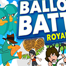 Phineas And Ferb: Balloon Battle Royale