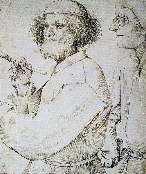 الفنان بيتر بروغل الأكبر