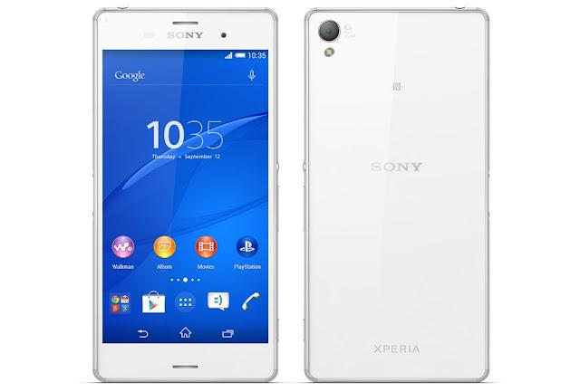 Harga & Spesifikasi Sony Xperia Z3 Terbaru