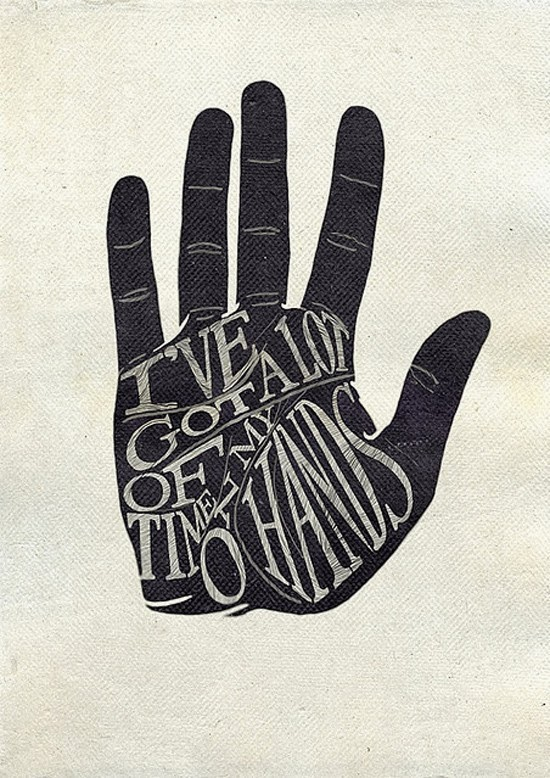 Typeface Tuesday Hand Drawn Typography Design Fixation