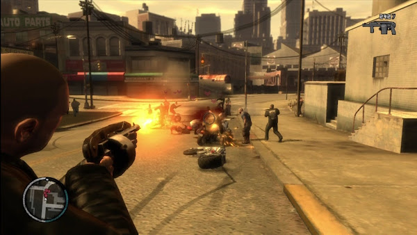 Grand Theft Auto IV: Complete Edition (Region Free) PC Screenshots #2