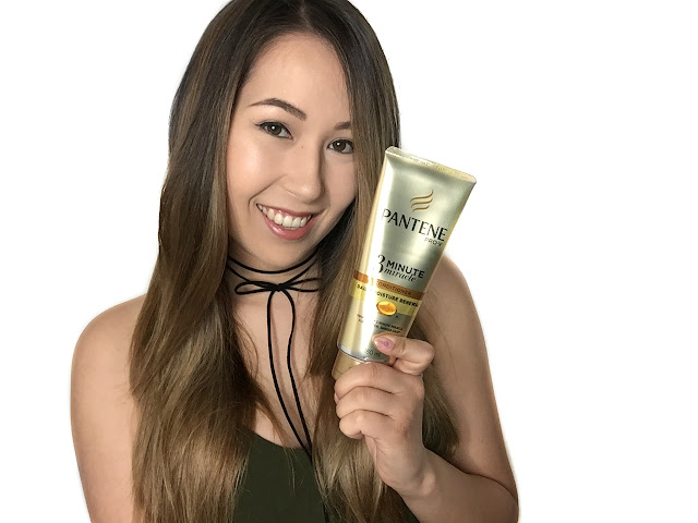 REVIEW: Pantene Pro-V 3 Minute Miracle Daily Moisture Renewal Conditioner