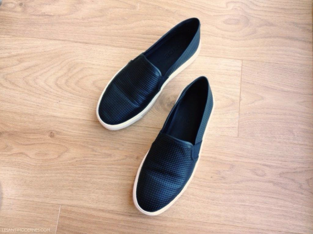 e9360be8cf34 les anti-modernes*: foundations: the chic leather slip-ons