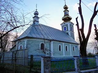 Чинадійово. Свято-Миколаївська церква. XV ст.