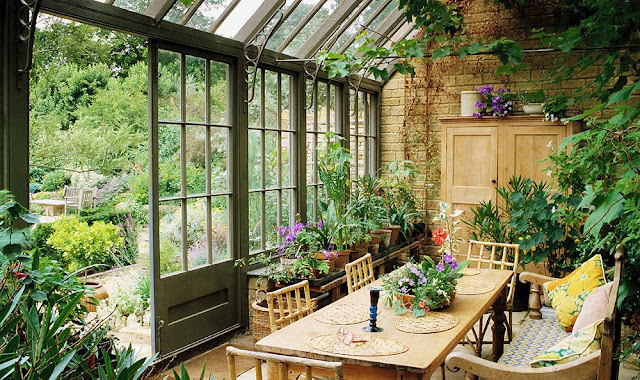 small conservatory furniture ideas