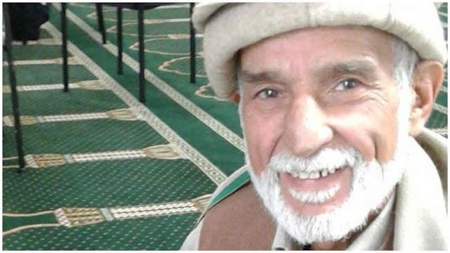 صاحب مقولة #HelloBrother لاجئ أفغاني